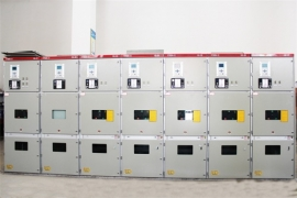 四川KYN28A-12型 铠装移开式金属封闭开关柜